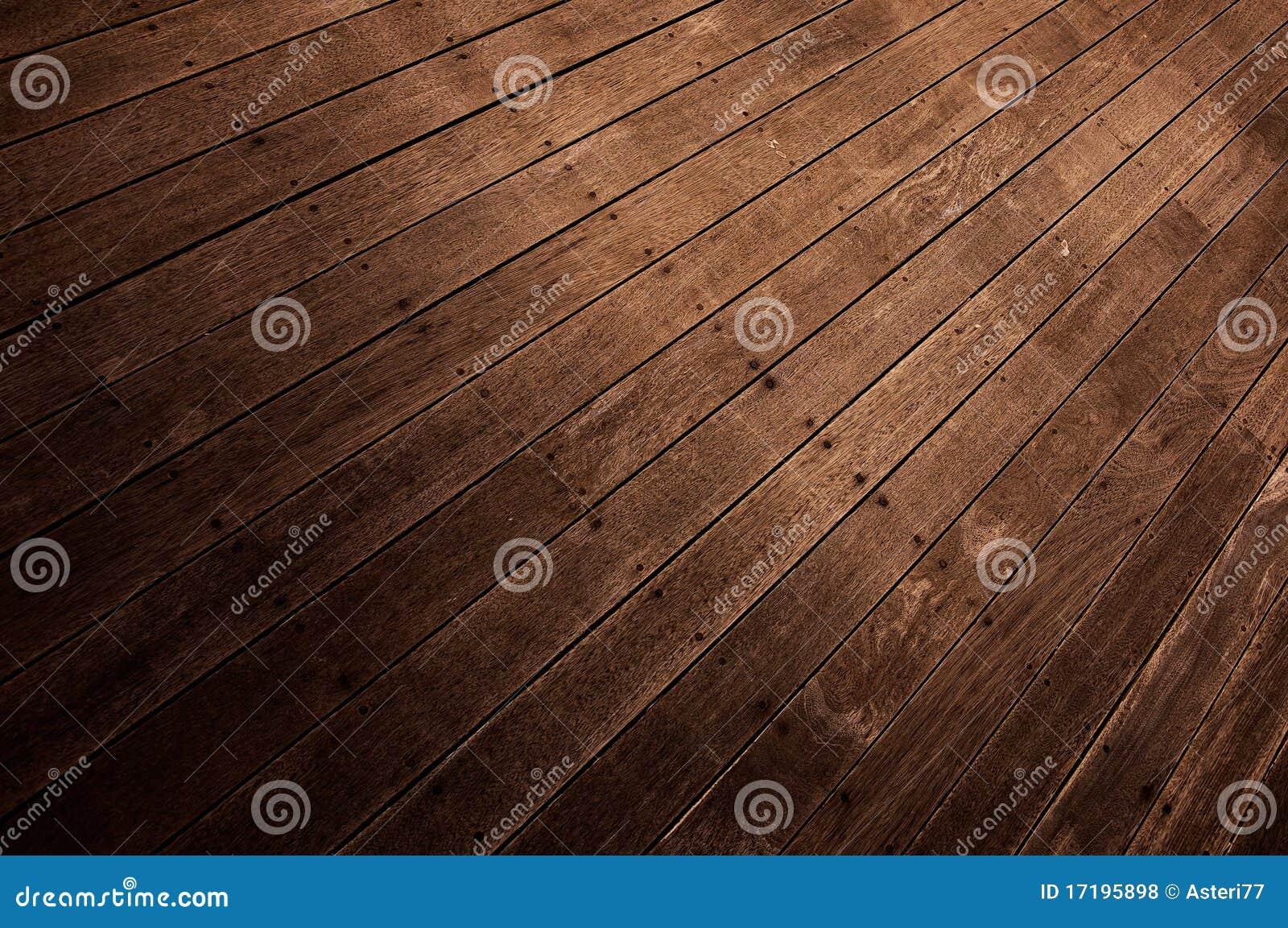 Priorità bassa astratta - pavimentazione fatta di legno