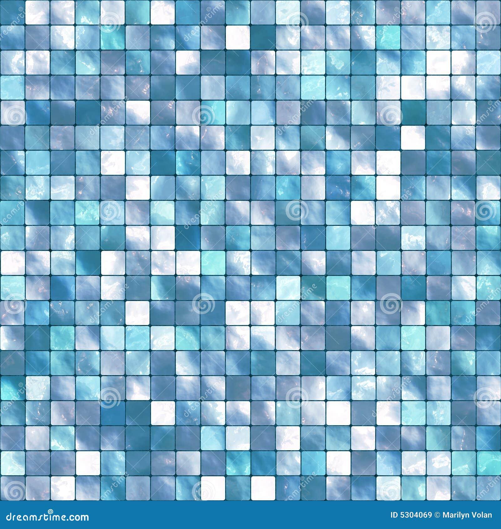 Download Priorità Bassa Del Mosaico Delle Mattonelle Di Vettore Illustrazione Vettoriale - Illustrazione di backgrounds, contesto: 5304069
