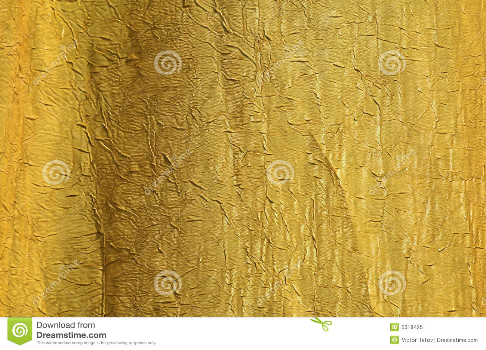 Download Priorità Bassa Della Seta Dell'oro Immagine Stock - Immagine di elemento, lusso: 5318425
