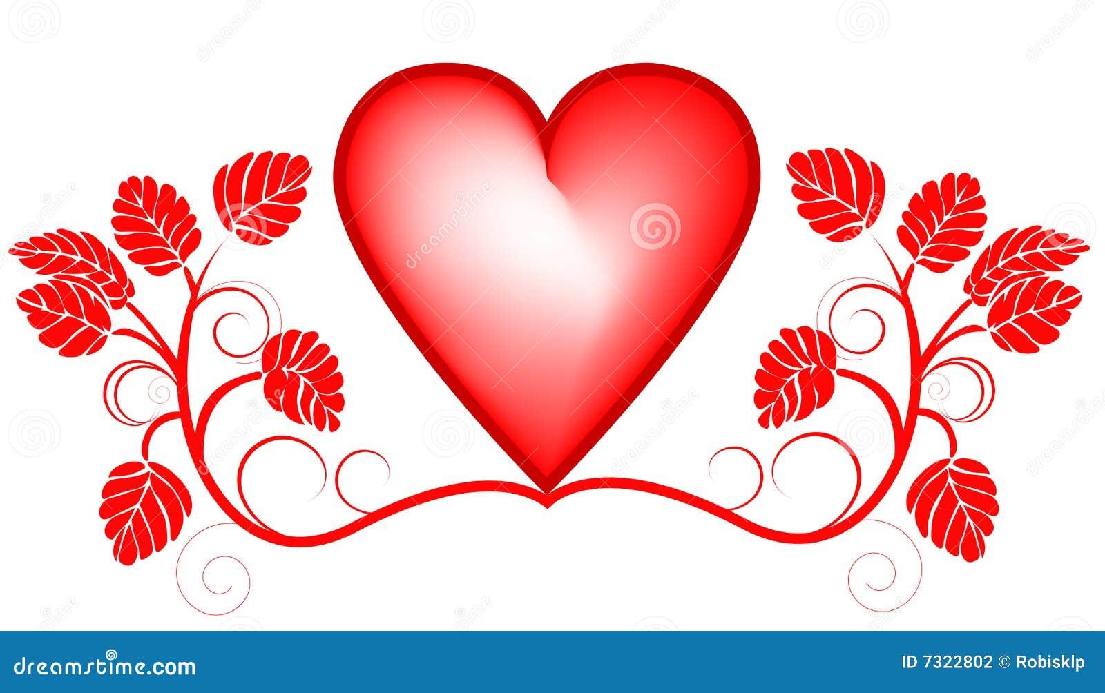 Priorità bassa di giorno dei biglietti di S. Valentino con cuore