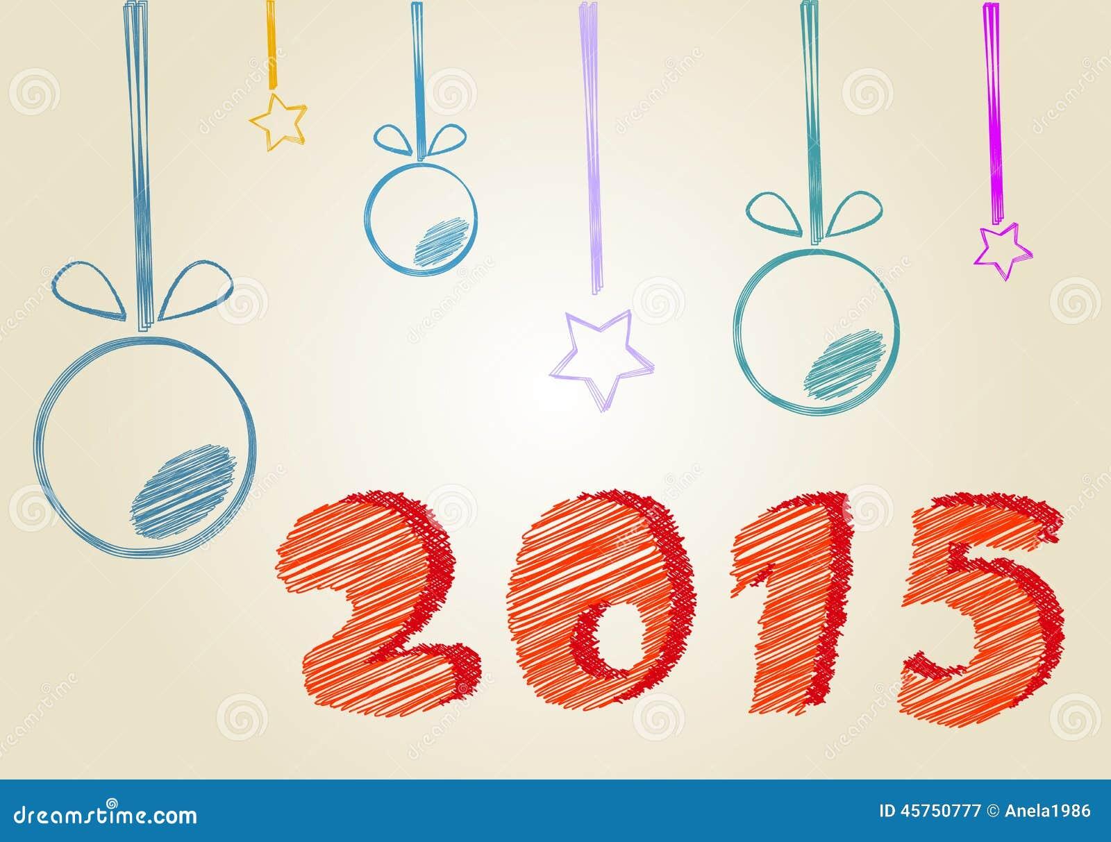 Priorità bassa di nuovo anno felice