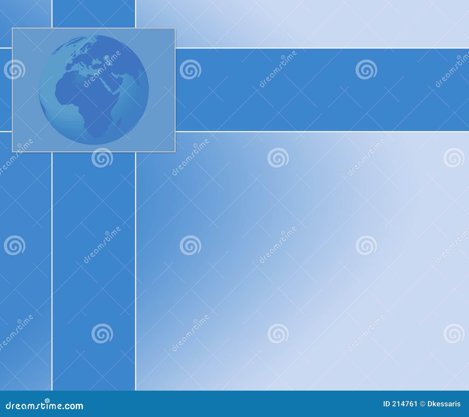 Priorità bassa di presentazione del globo