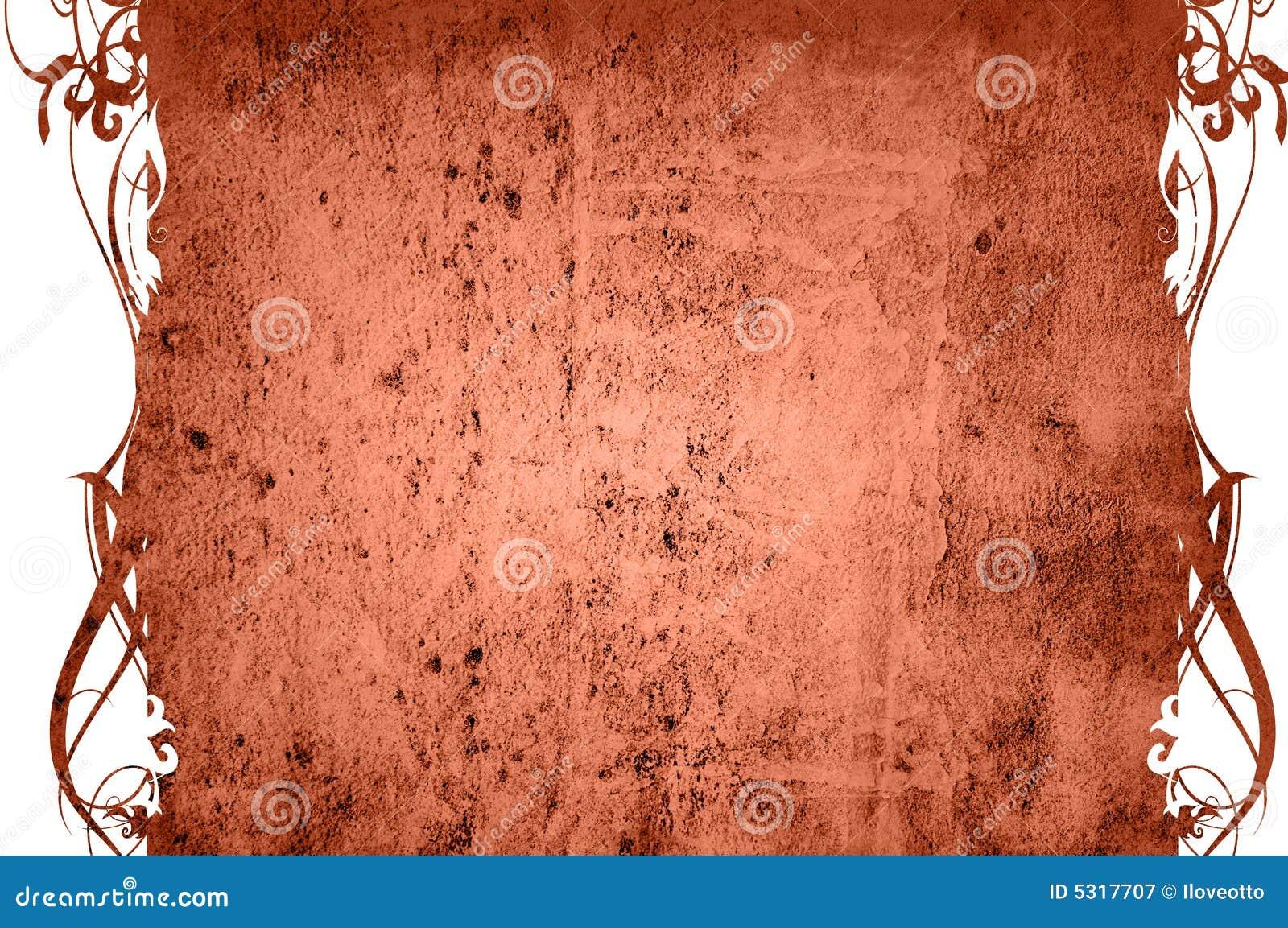 Download Priorità Bassa Floreale Di Stile Illustrazione di Stock - Illustrazione di invecchiato, sbiadito: 5317707