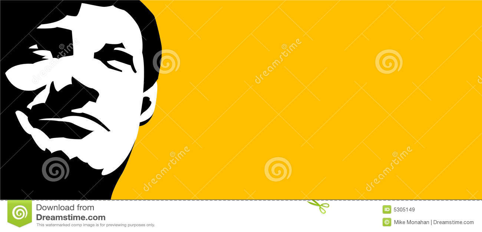 Download Priorità Bassa Maschio Del Fronte Illustrazione Vettoriale - Illustrazione di background, maschile: 5305149