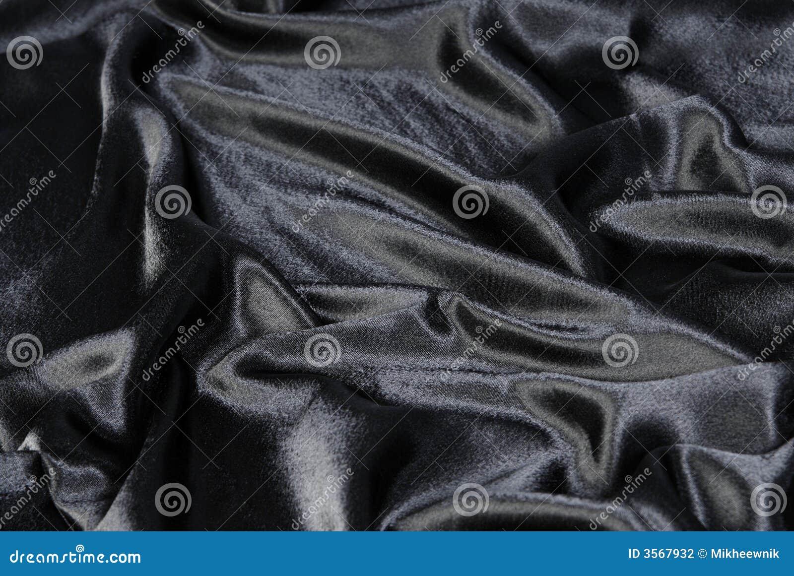 Priorità bassa nera della tessile