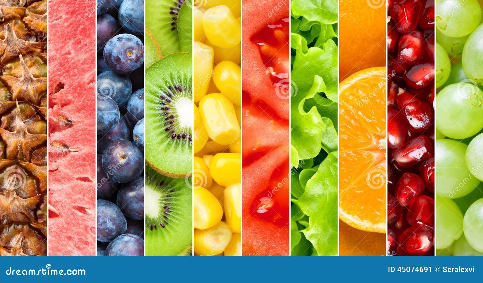 Priorità bassa sana dell alimento
