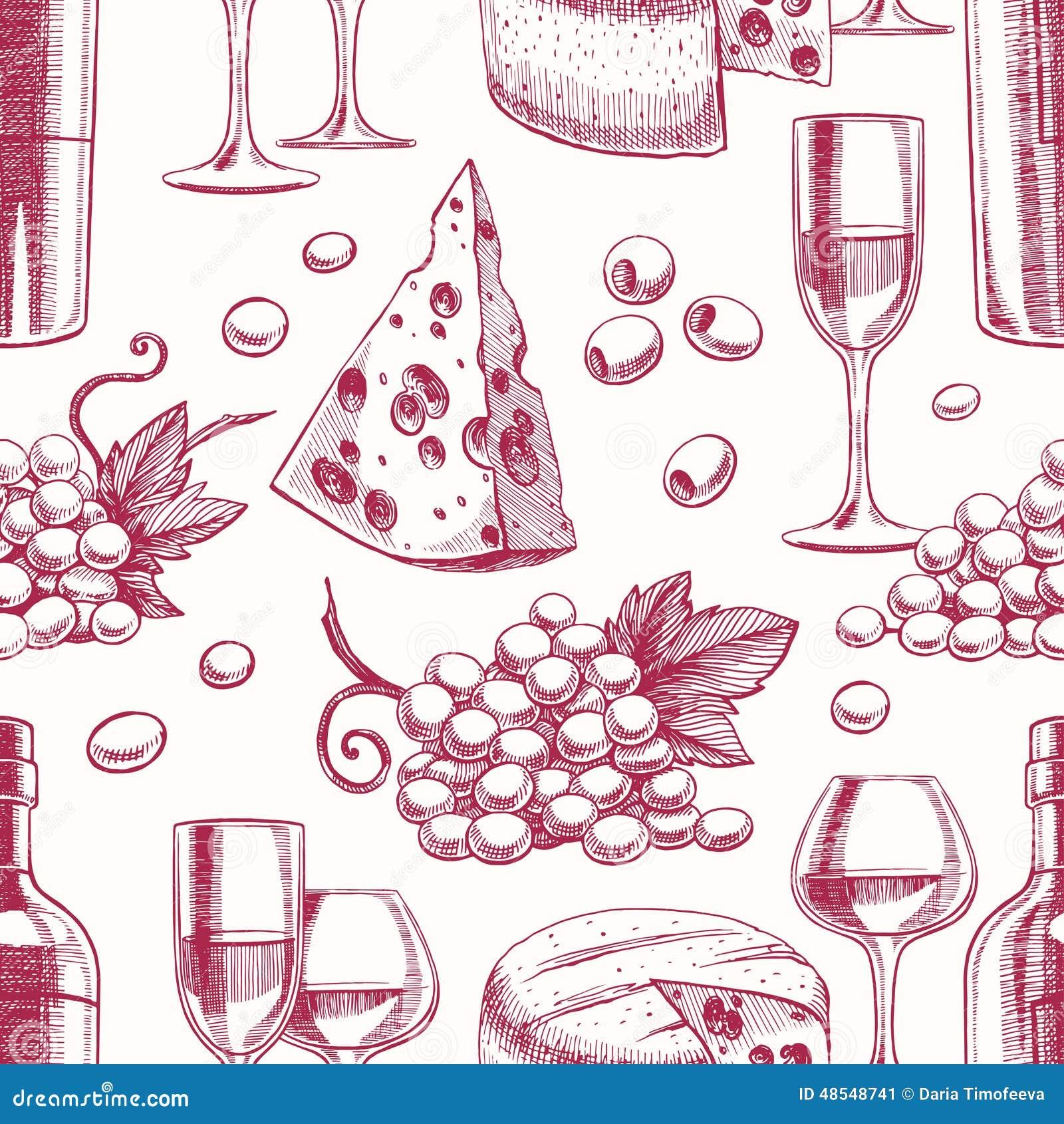 Priorità bassa senza giunte con vino