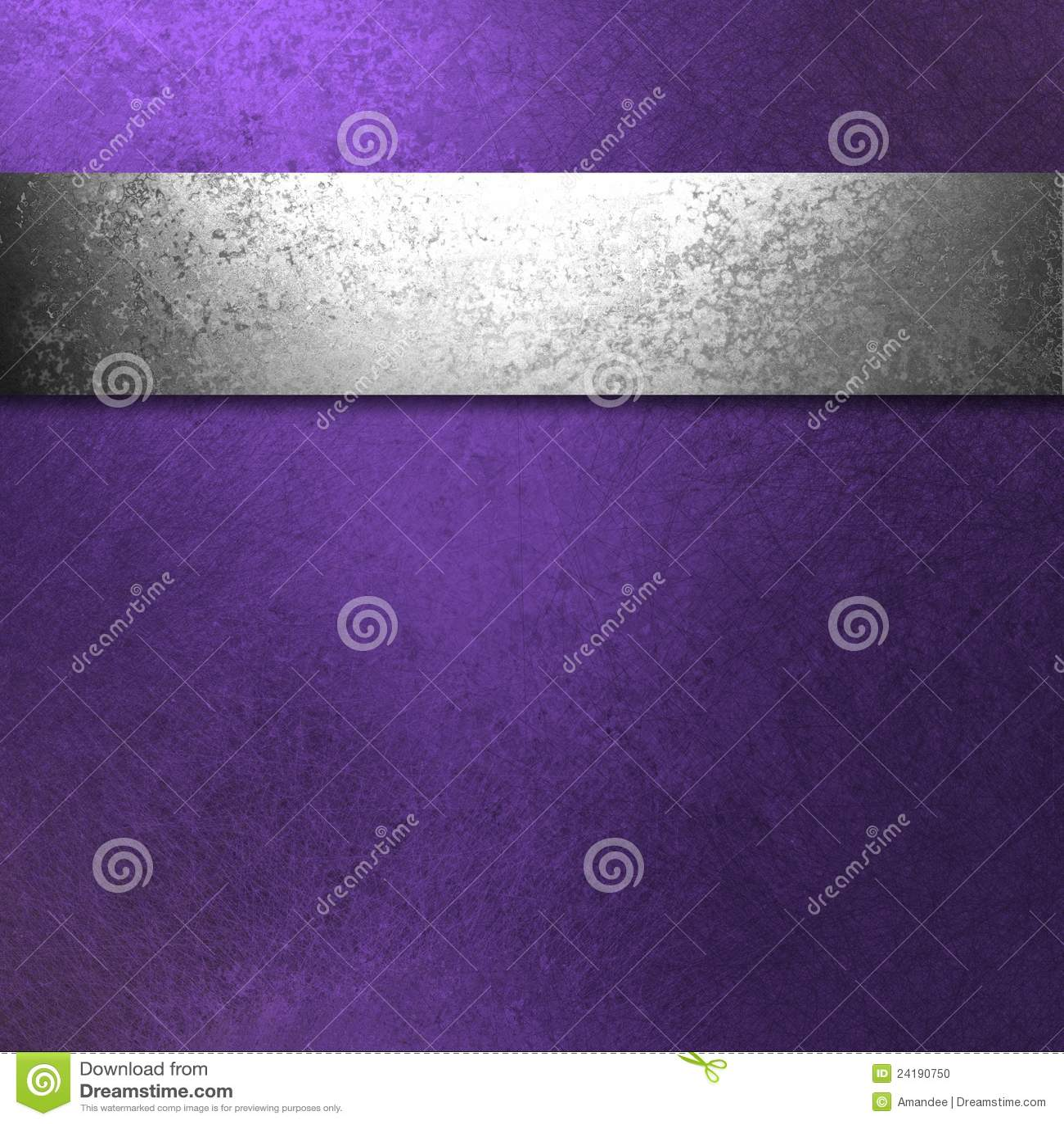Priorità bassa viola e d argento
