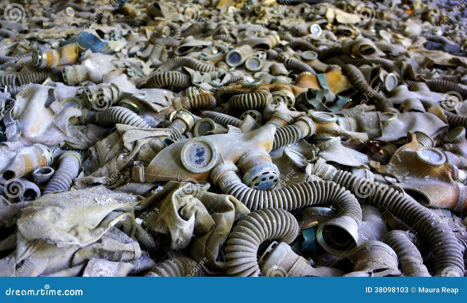 Pripyat Gas Masks