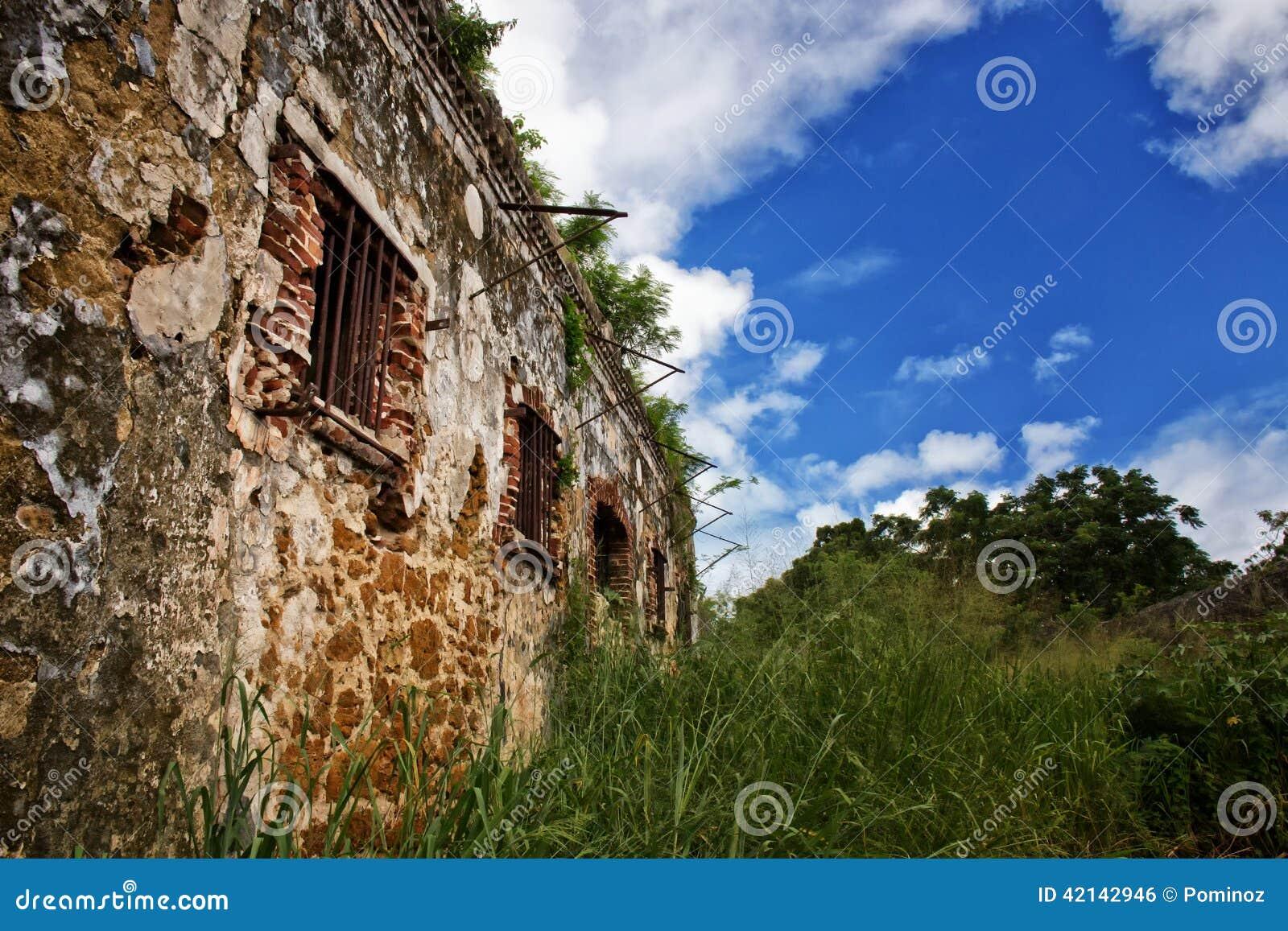 Prisão abandonada