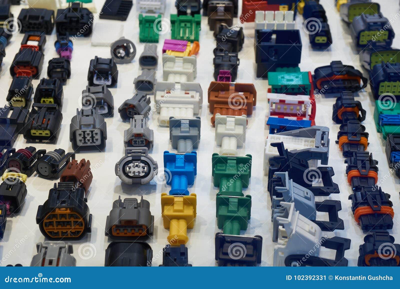 Prises électriques des véhicules à moteur