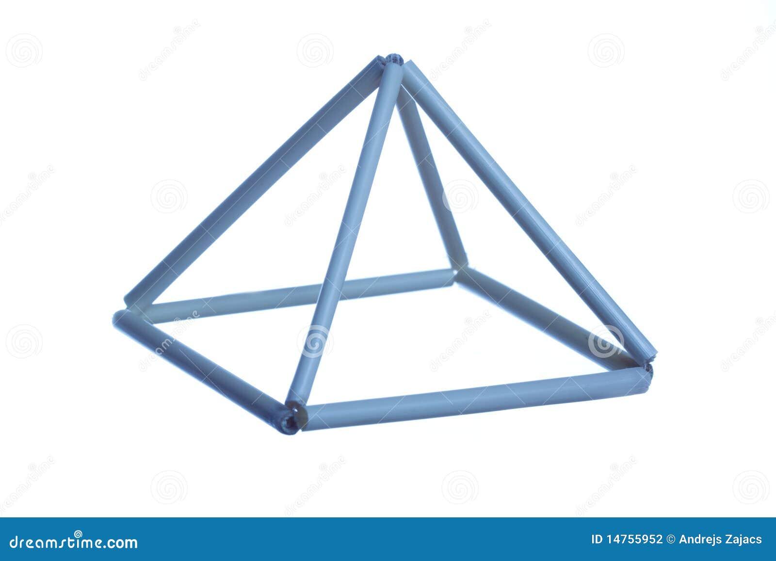 Prisma azul