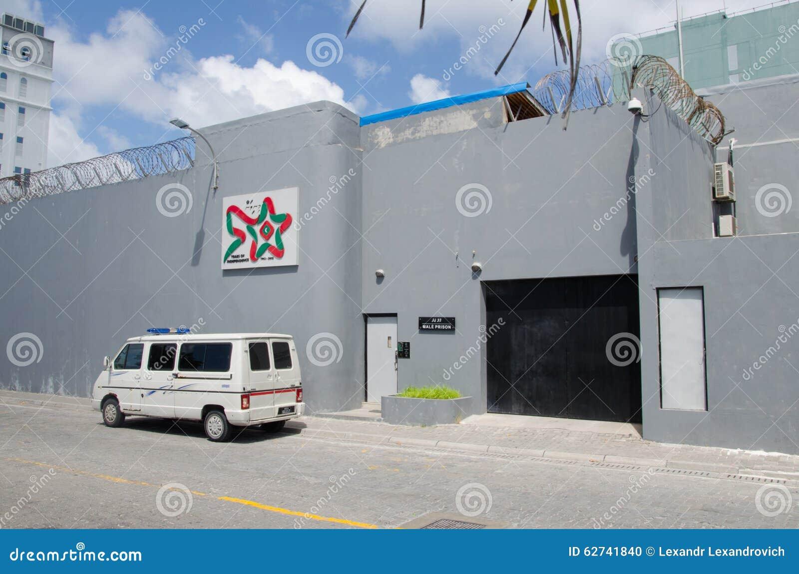 Prison au mâle maldives