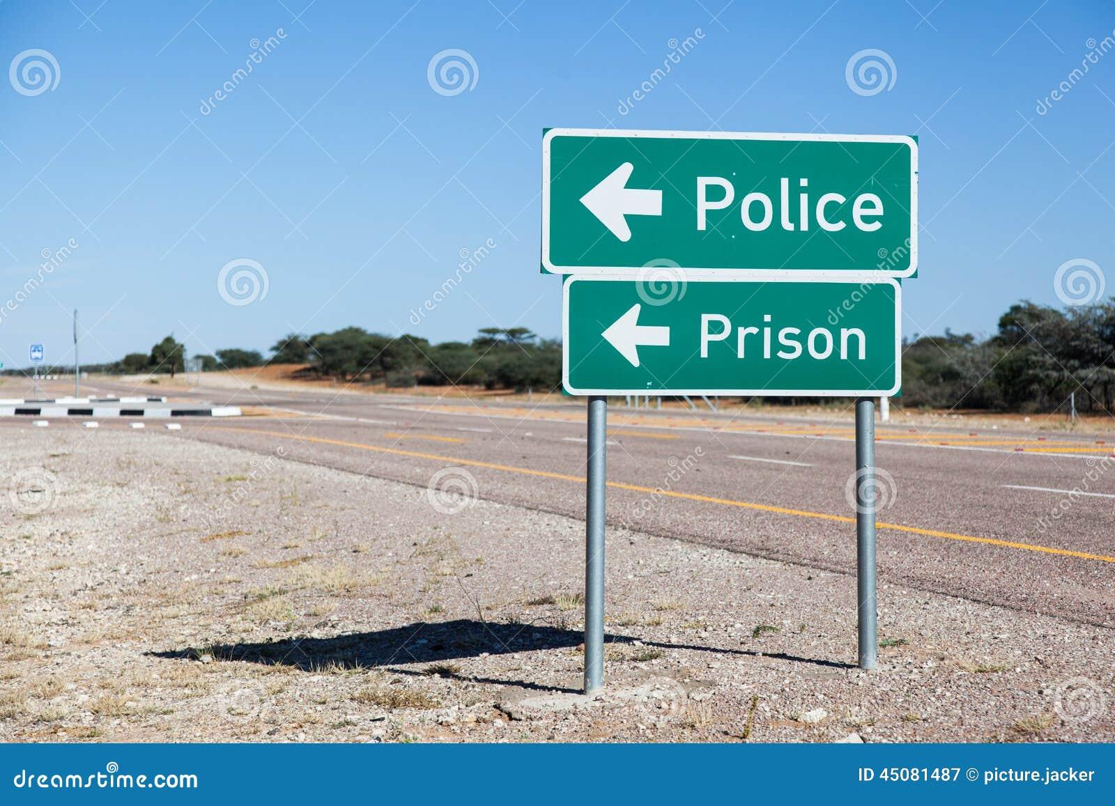 Prison de police