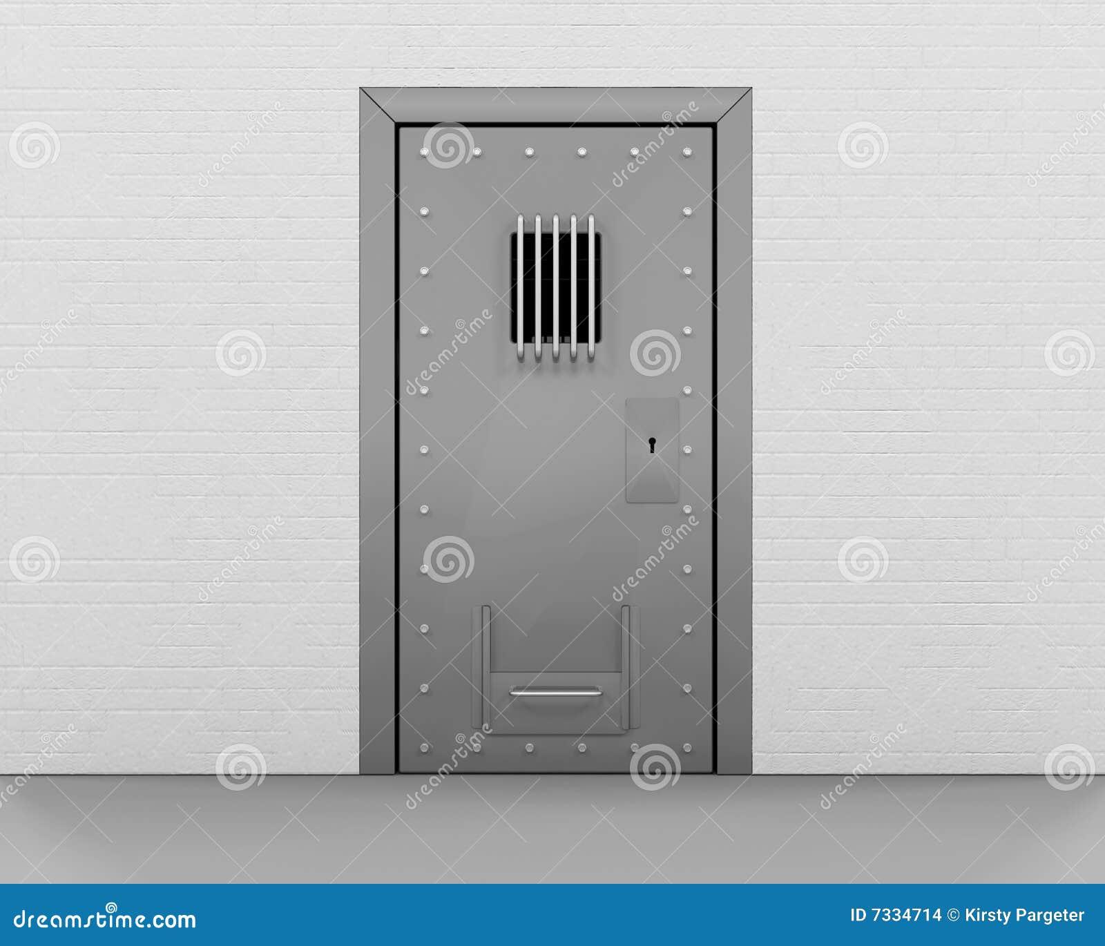 prison door stock images