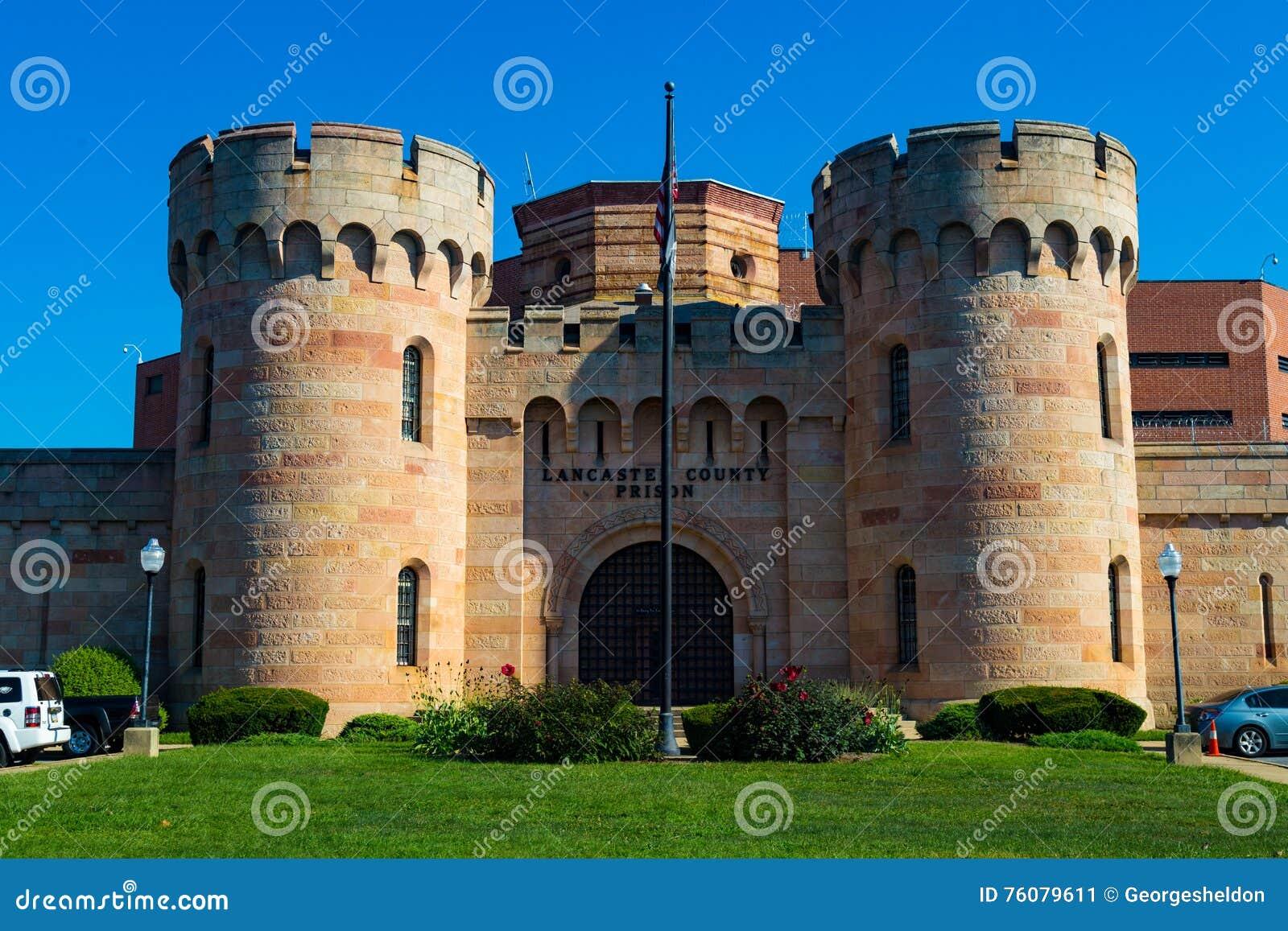 Prison du comté de Lancaster