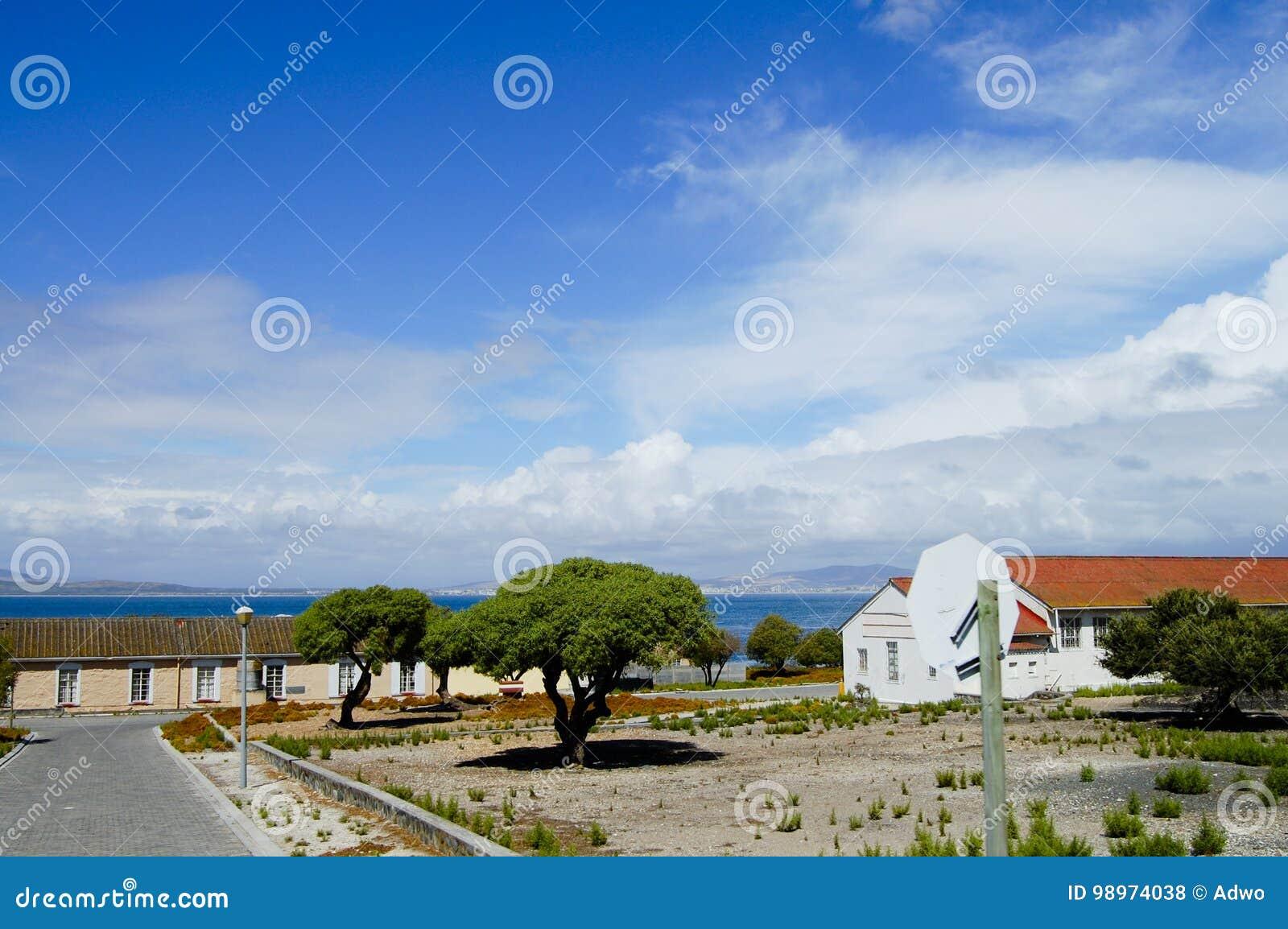 Prison sur l île de Robben - Cape Town