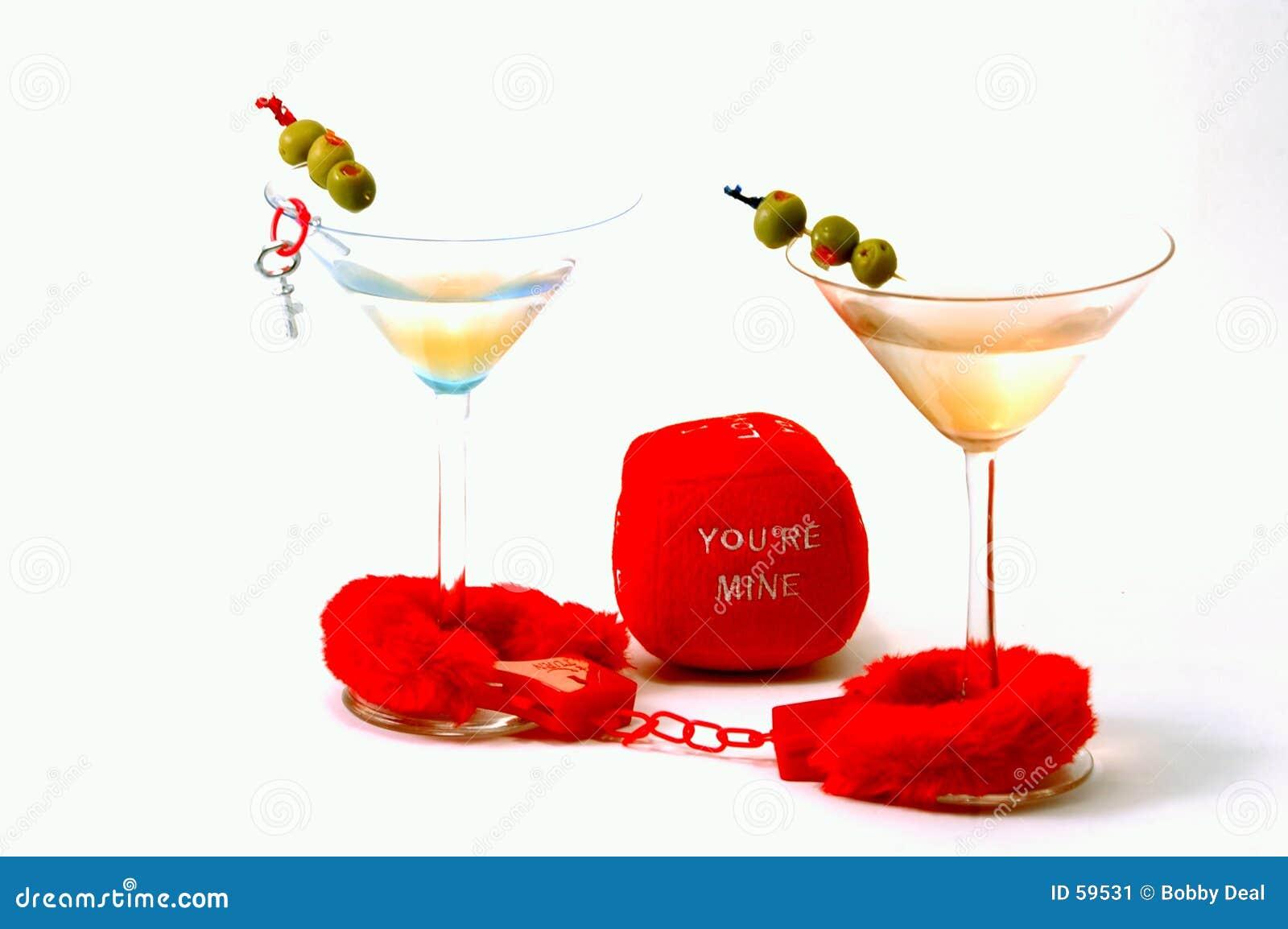 Download Prisonnier de l'amour image stock. Image du jour, valentines - 59531