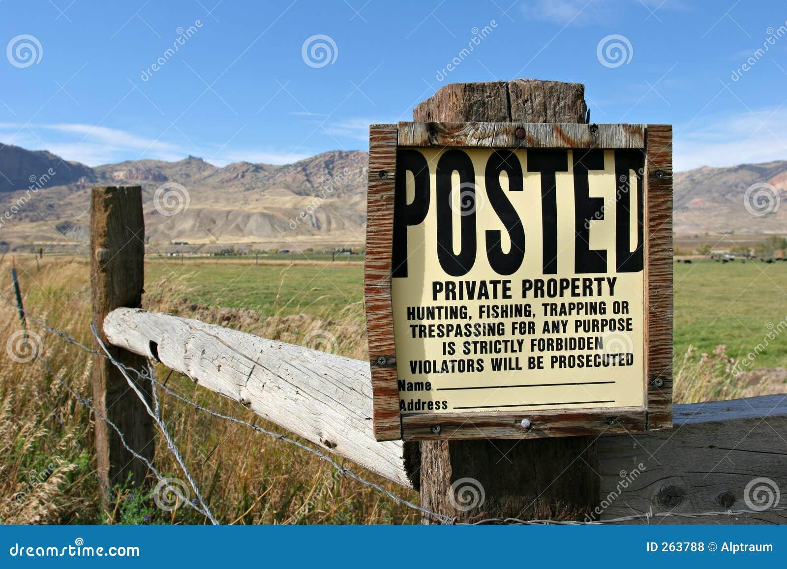 Privat egenskap