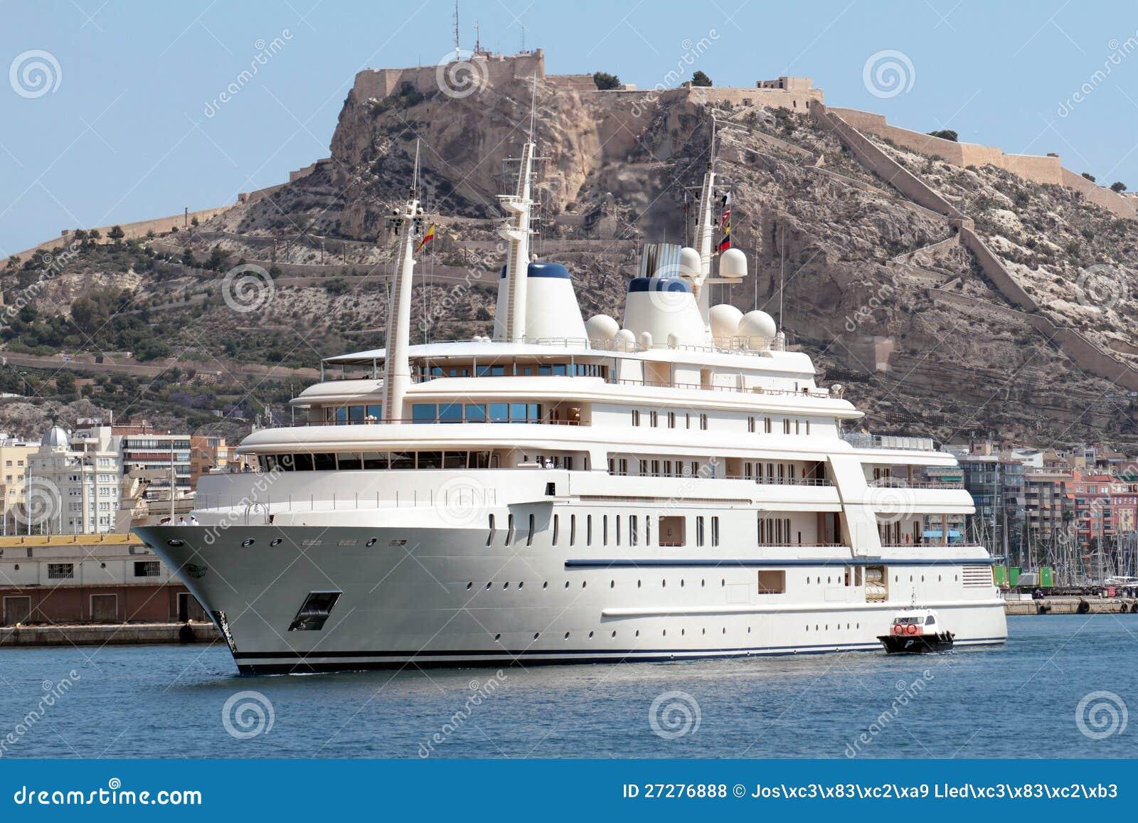Privat yacht