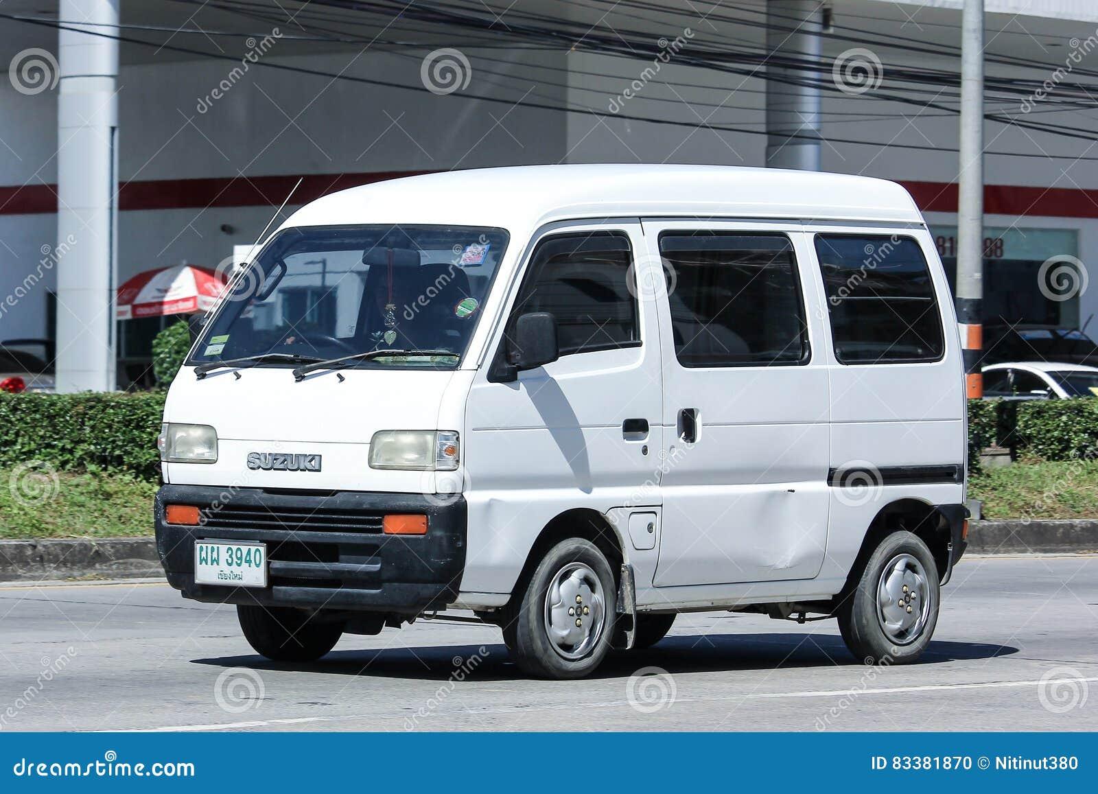 private car mini van of suzuki super carry van editorial image 83381870. Black Bedroom Furniture Sets. Home Design Ideas