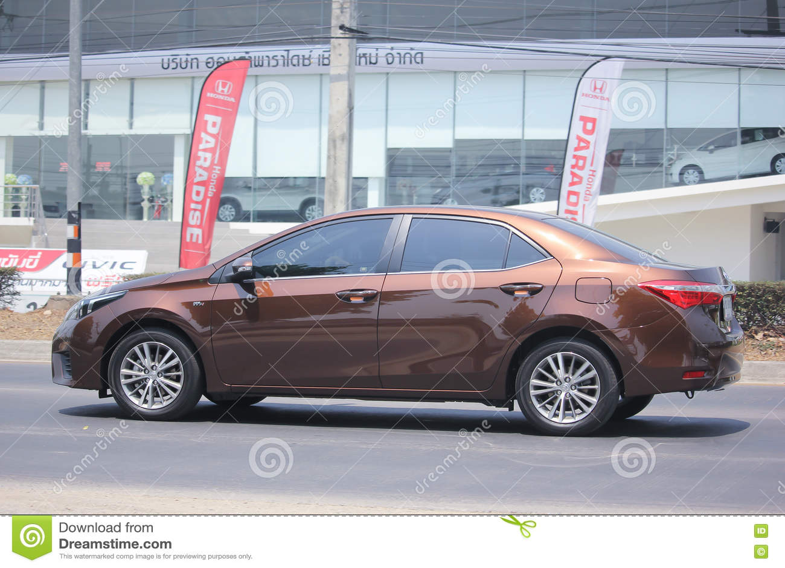 New Toyota Corolla Altis Editorial Photo Cartoondealer