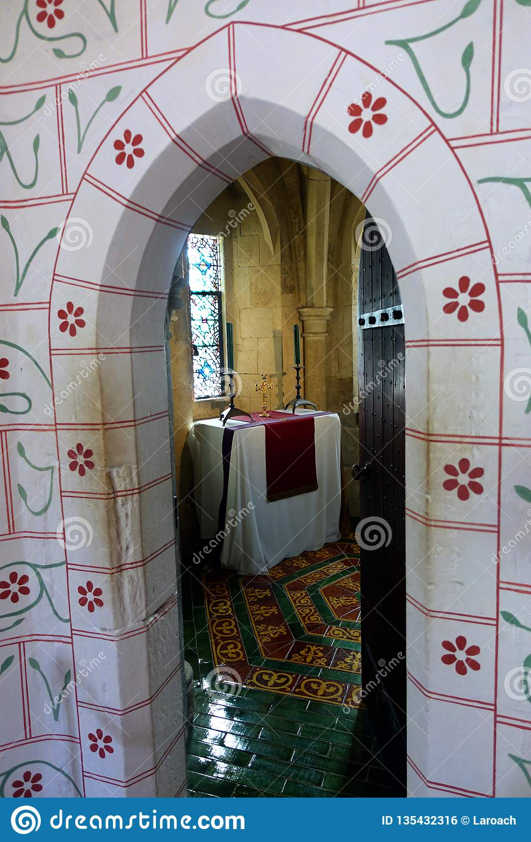 Private Chapel of Prayer in Tower of London