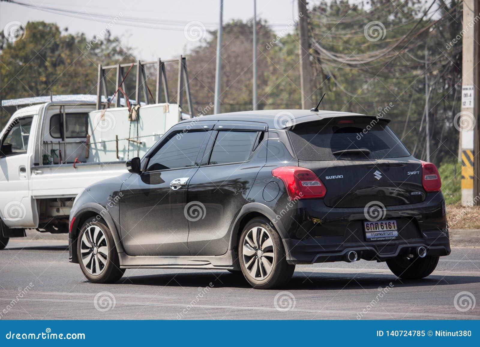 Private Eco City Car New Suzuki Swift Editorial Image ...