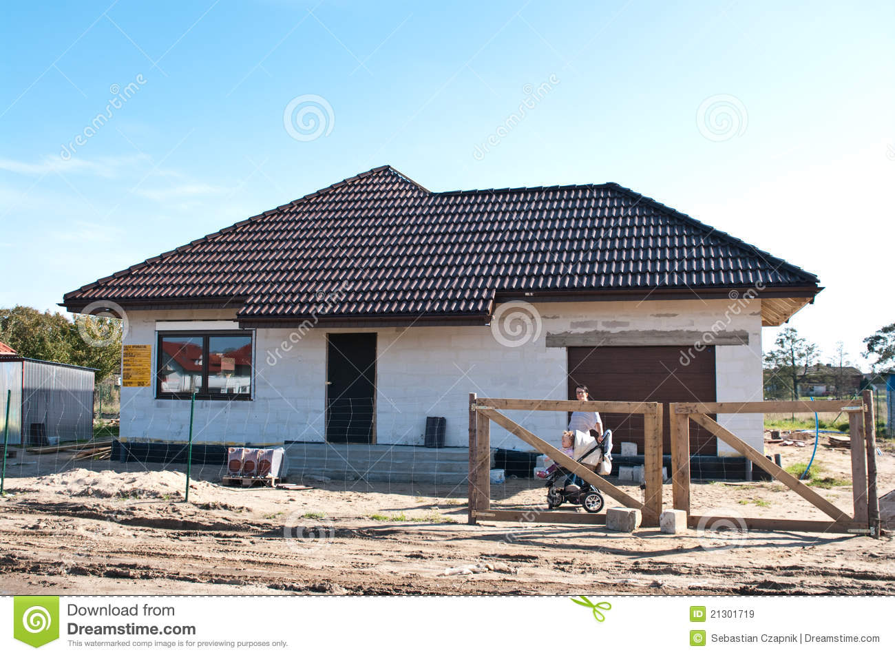 Private home building