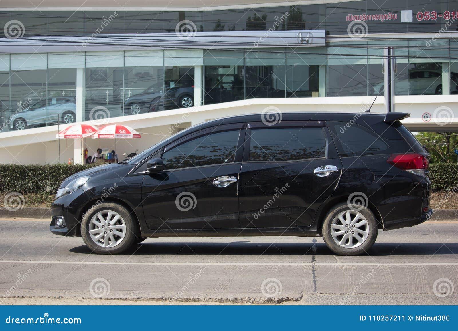 Private Honda Mobilio Van Editorial Photo Image Of Wheel 110257211