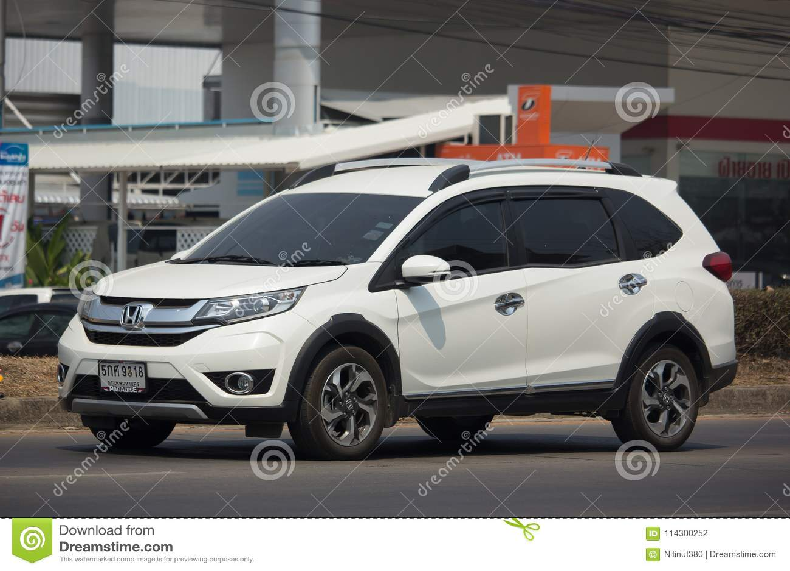 Private Honda Mobilio Van Editorial Photography Image Of Auto