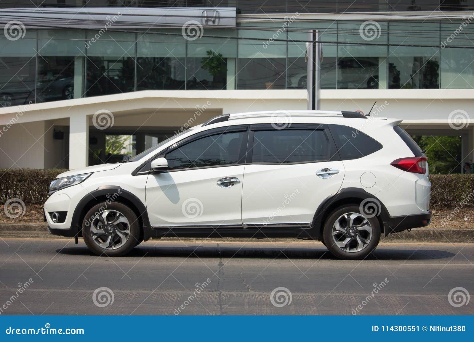 Private Honda Mobilio Van Editorial Photo Image Of Auto 114300551
