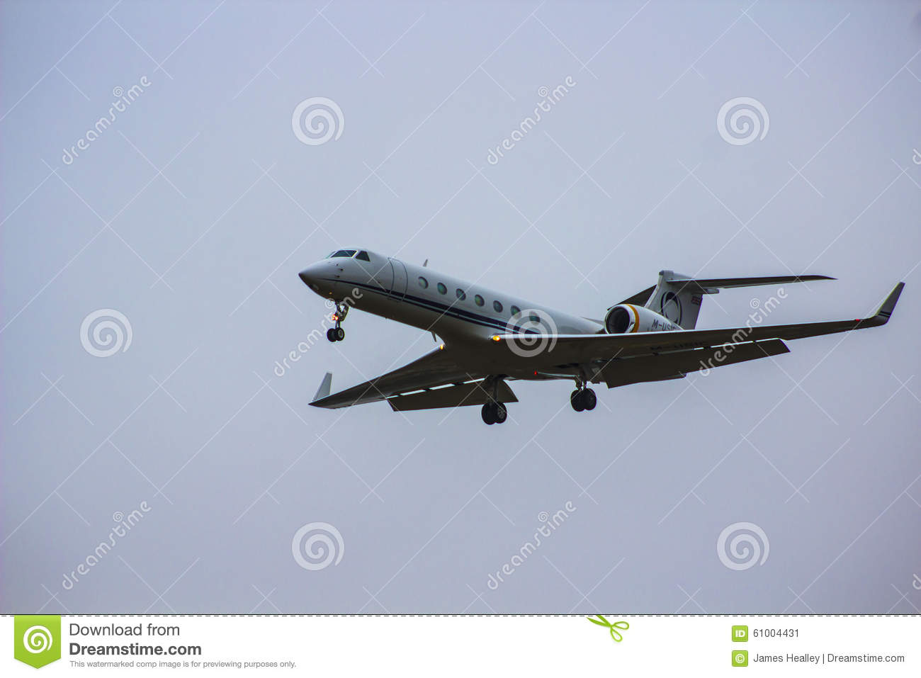 Private Jet Editorial Photo  Image 61004431