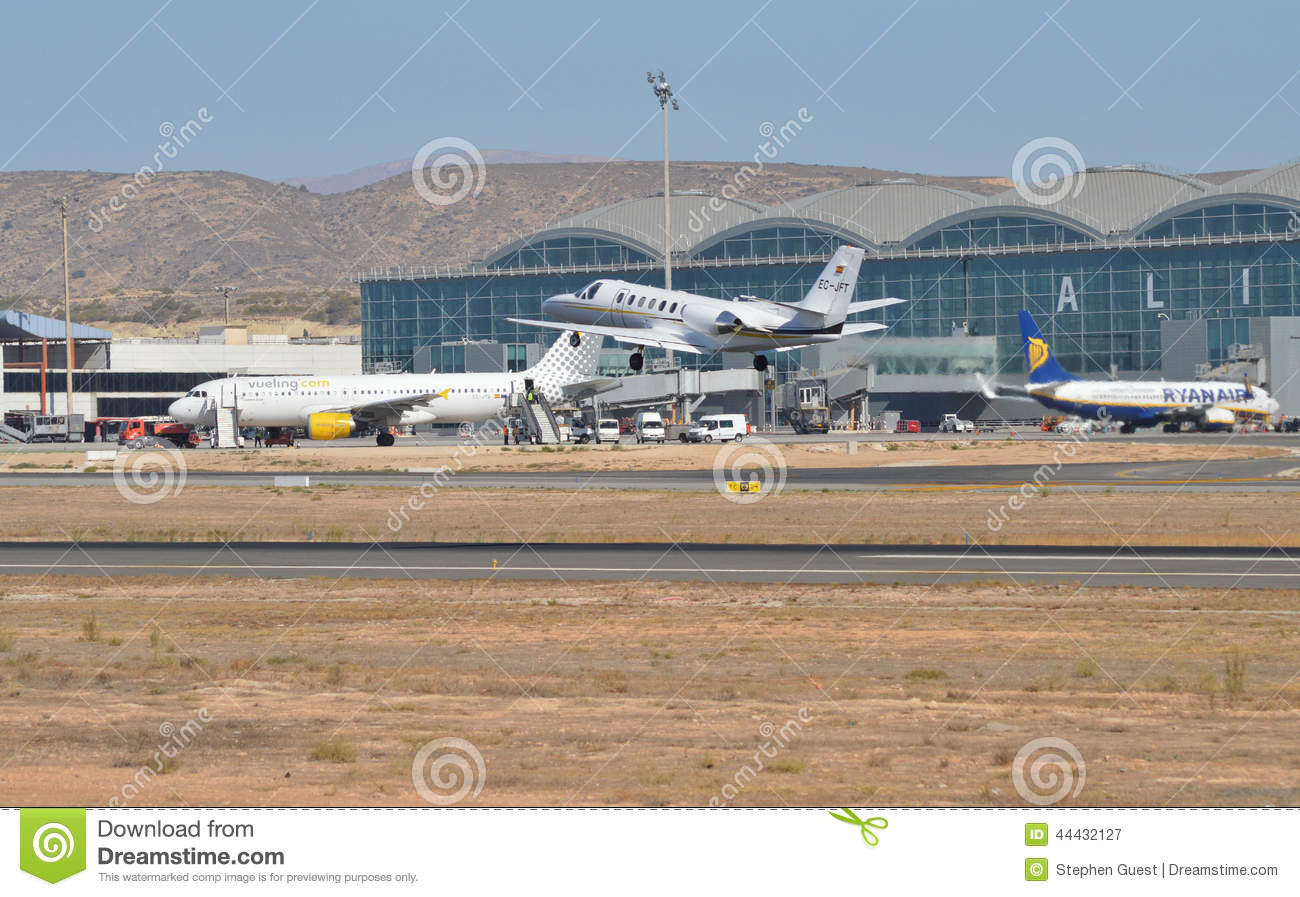 Private Jet Aircraft Plane Editorial Photography  Image 44432127