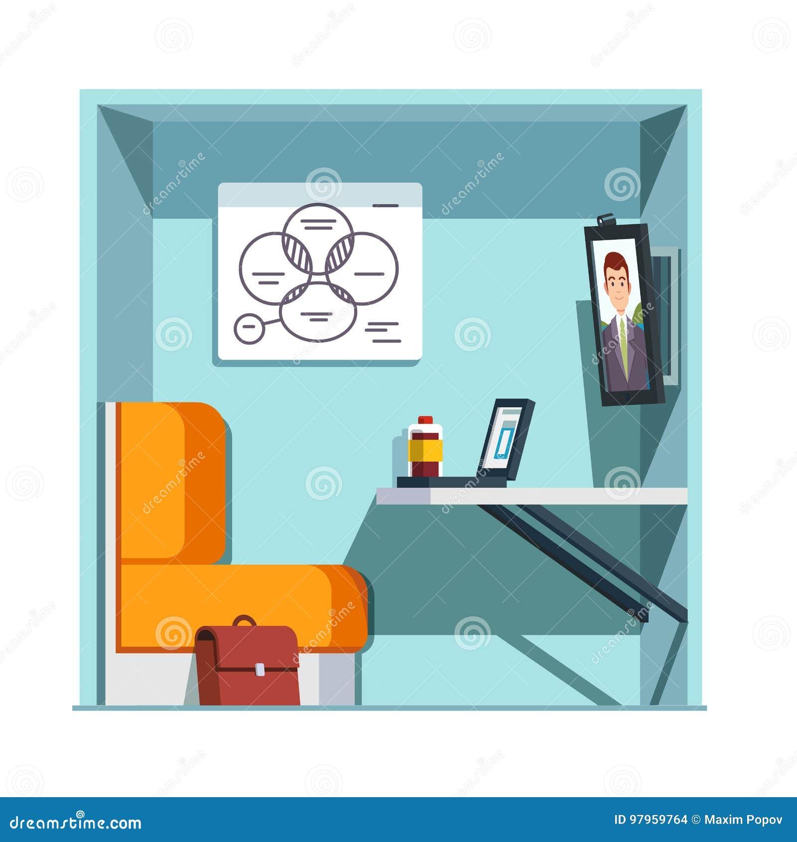 Private monitor