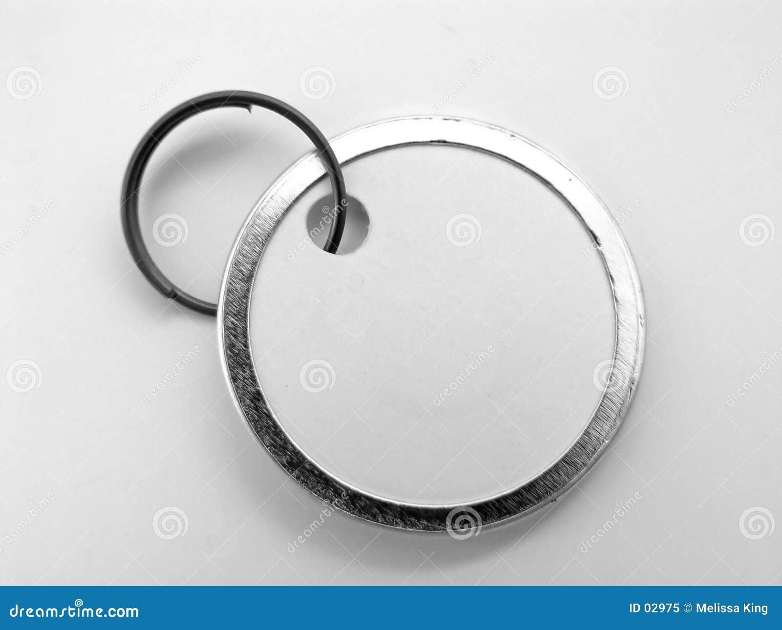 Prix à payer blanc en métal
