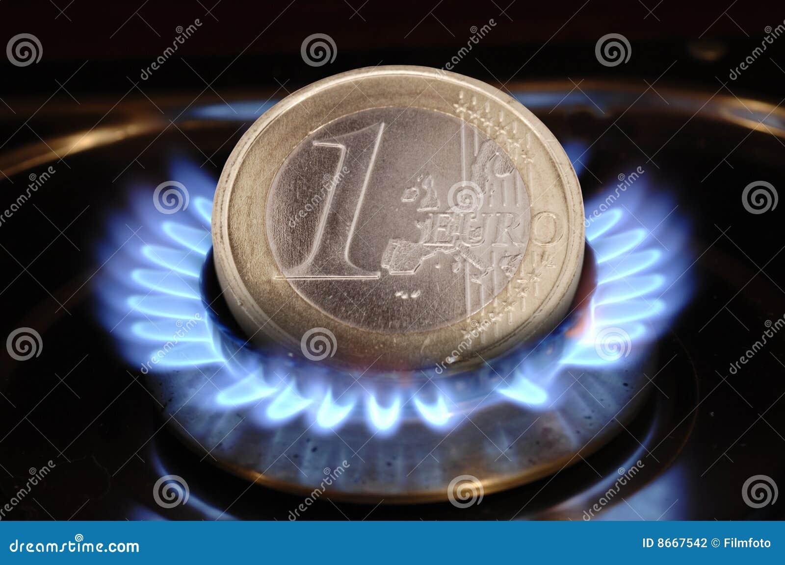 Prix du gaz et coût énergetique