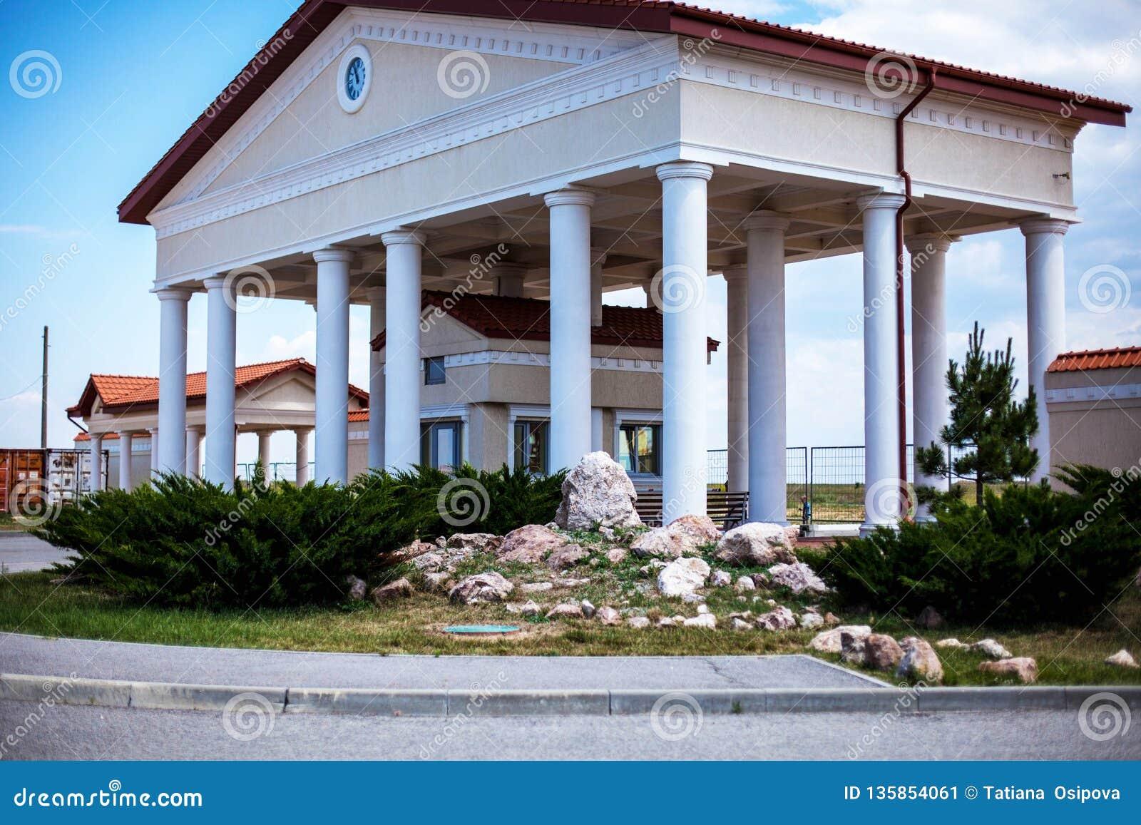 Prix grande karting de construção de Crimeia no resto ativo de Crimeia Evpatoria