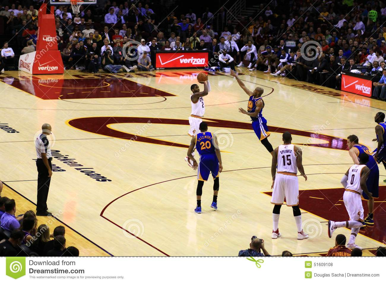 Cleveland Cavaliers, Quicken Loans Arena Editorial Photo ...