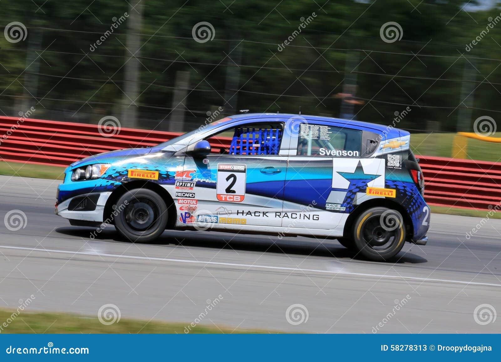 Rally Car Race Ohio