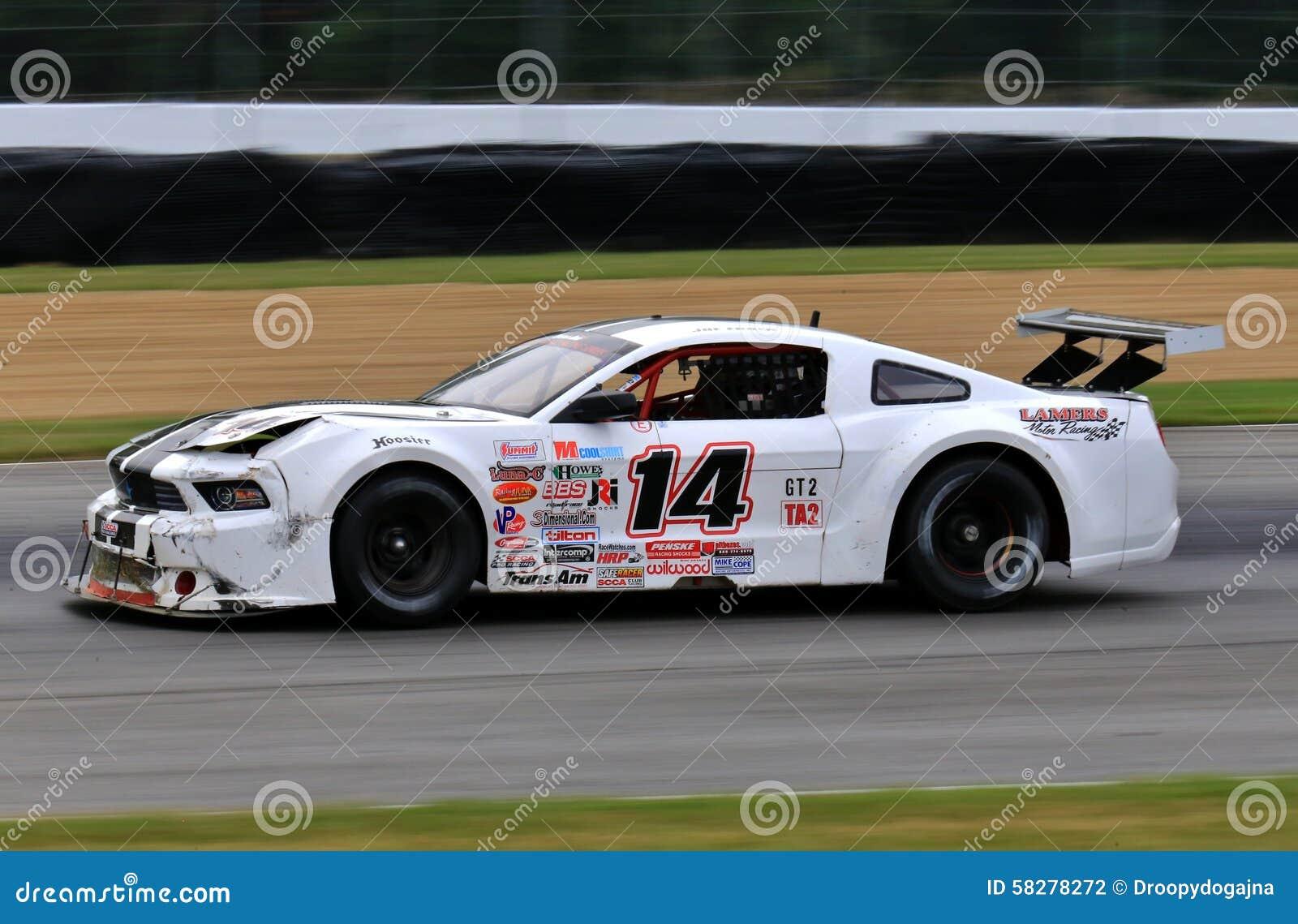 Drive A Race Car Ohio