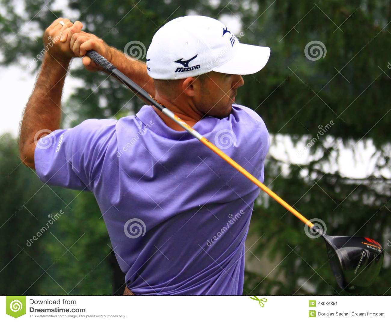 Pro-golfare Jonathan Byrd