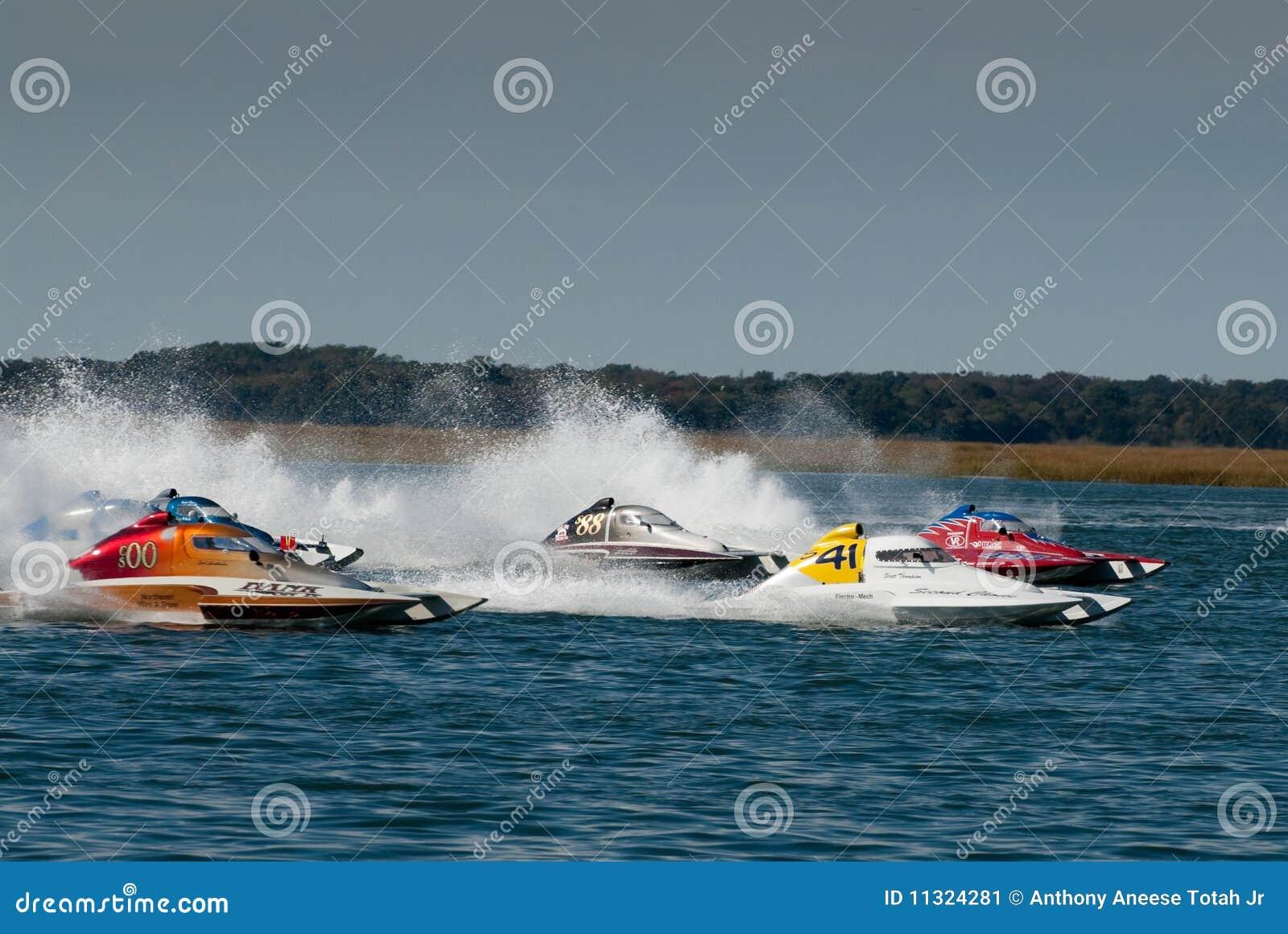 Pro racemateriel för fartyg