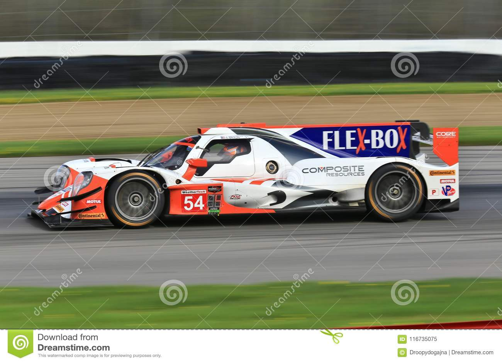 54 CORE Autosport ORECA LMP2 Racing, IMSA, WeatherTech SportsCar  Championship, Continental Tire Sports Car Challenge, Prototype, GT Le Mans  GTLM, ...