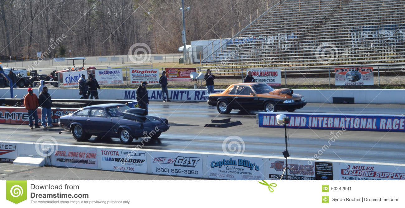 Pro Stock Drag Racing editorial photo  Image of dragsters