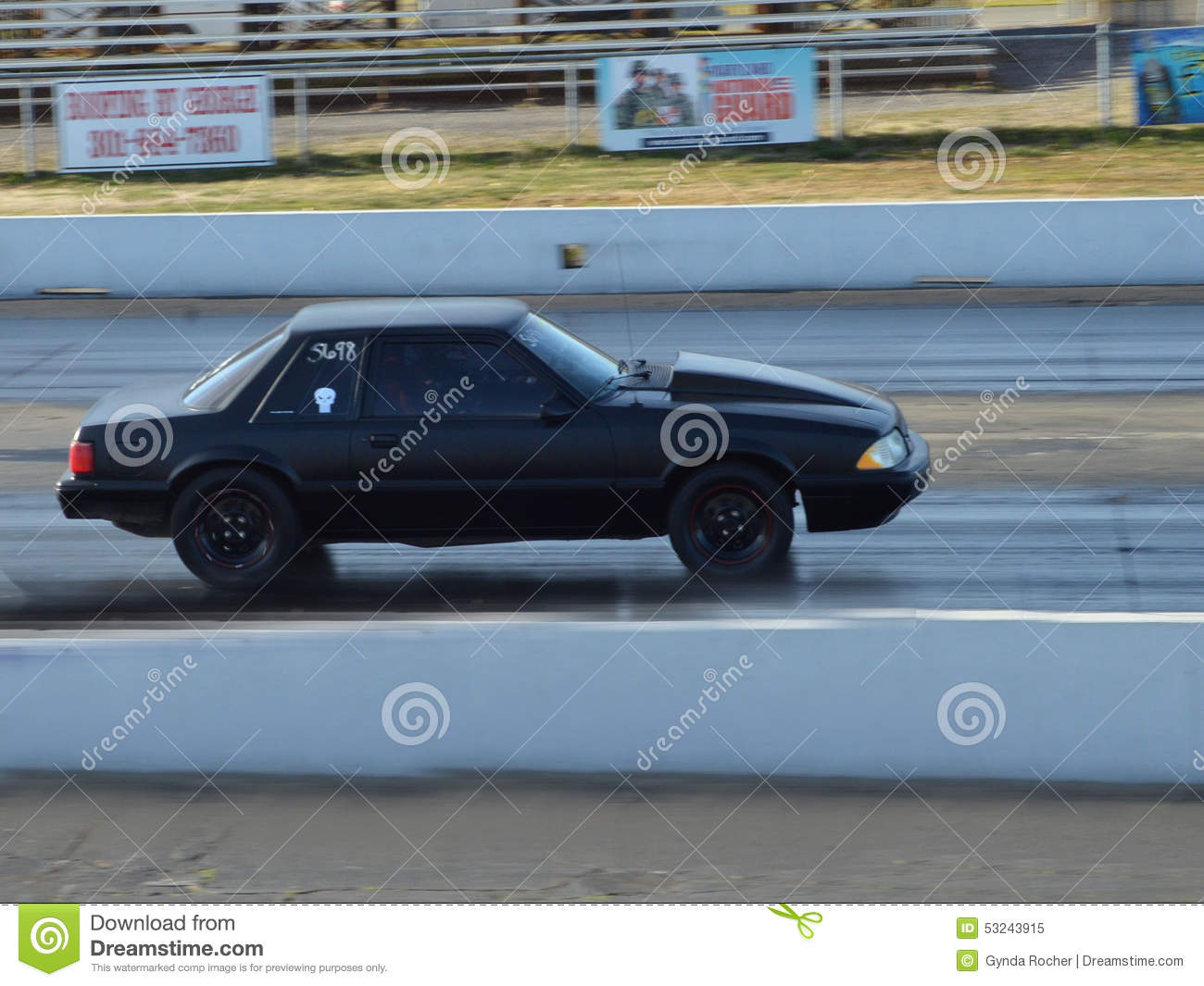 Pro Stock Drag Racing editorial image  Image of super - 53243915