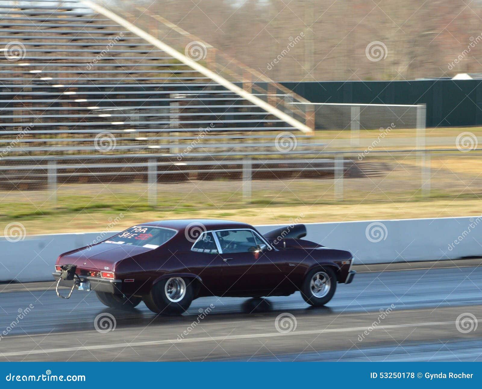 Pro Stock Drag Racing stock photo  Image of runs, fast