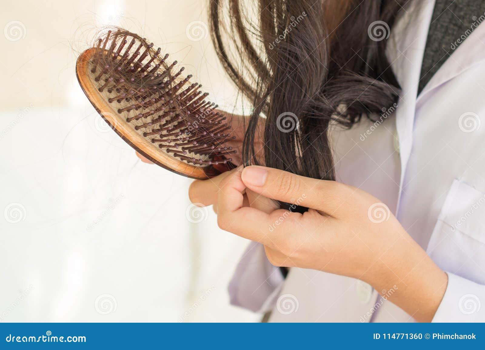 Problème de perte des cheveux