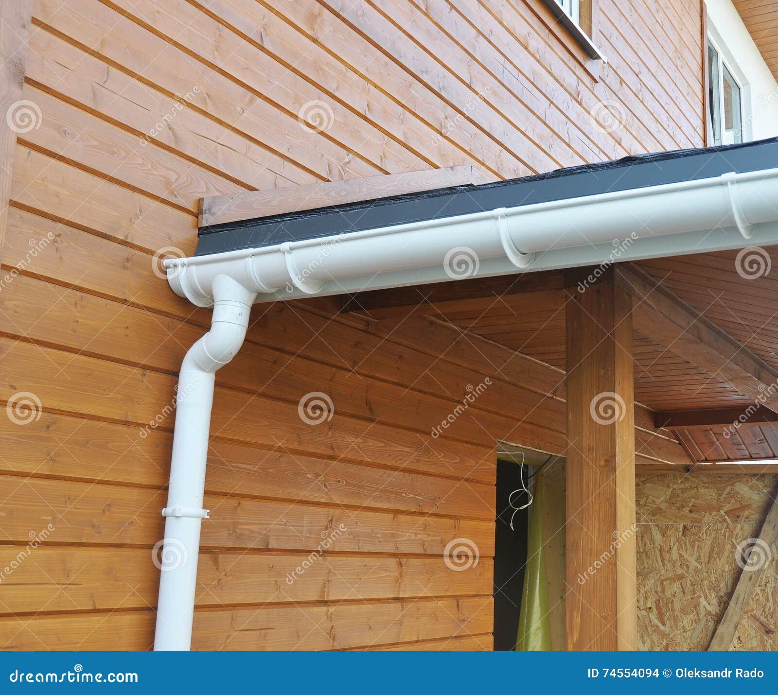 Problem Areas For Rain Gutter Waterproofing Guttering
