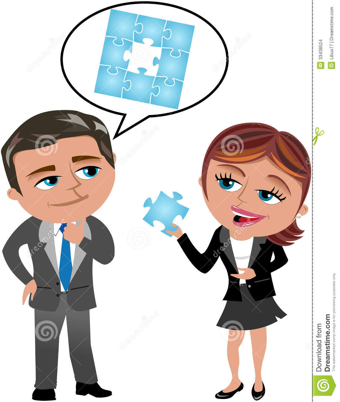 Problem Solving Concept Stock Images - Image: 33438524